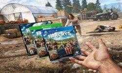 Far Cry 5 появился в Steam
