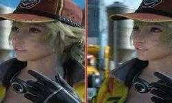 Final Fantasy XV сравнение графики PC с консолями