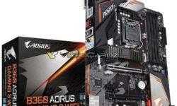 Gigabyte — геймерам: готовится плата B360 Aorus Gaming 3 WiFi