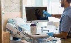 HP представила специальные ноутбук, моноблок и дисплей для больниц