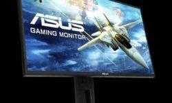 Игровой монитор ASUS VG255H обладает временем отклика в 1 мс