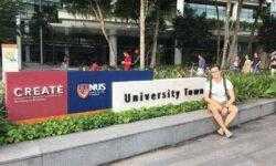 Из третьего мира в первый: студент Университета «Иннополис» о строгих законах Сингапура и учёбе в NUS