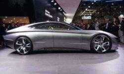 Концепт-кар Hyundai Le Fil Rouge: вершина автомобильной эстетики по-корейски
