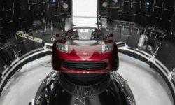 «Космический родстер» Илона Маска может заразить весь Марс