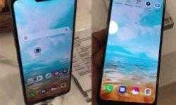 LG привезла смартфон G7 (NEO) на MWC 2018, но тот ли это прототип?
