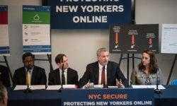 Мэрия Нью-Йорка запустит бесплатное приложение для защиты горожан от киберугроз
