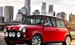 Mini Electric — концепт электромобиля в кузове классической модели