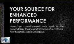 Mushkin Source: семейство SSD для тех, кто пока не расстался с HDD