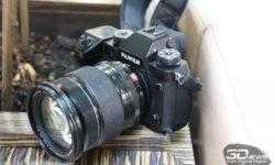 Новая статья: Обзор беззеркальной фотокамеры Fujifilm X-H1: стабилизируй это