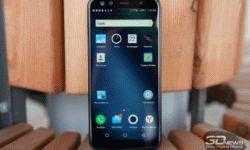 Новая статья: Обзор смартфона BQ Aurora: сияние чистой практичности
