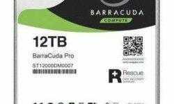 Новая статья: Обзор жесткого диска Seagate BarraCuda Pro 12 Тбайт