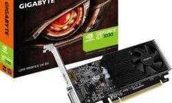 Новый ускоритель GIGABYTE GeForce GT 1030 рассчитан на компактные системы