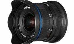 Объектив Laowa 9mm f/2.8 Zero-D подходит для камер Fujifilm, Canon и Sony