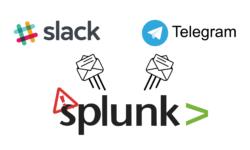 Оповещение в Telegram и Slack в режиме реального времени. Или как сделать Alert в Splunk — Часть 2