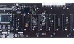 Плата SUPoX B250A-BTC D+ предназначена для профессионального майнинга