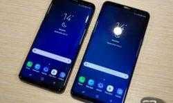 Пользователи Samsung Galaxy S9/S9+ отмечают проблему мёртвых зон дисплея