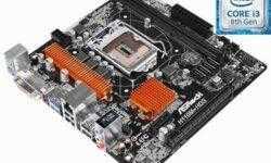 Процессоры Coffee Lake-S: достигнута ограниченная совместимость с платами ASRock 100/200 после модификации