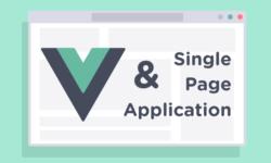 [recovery mode] Как написать одностраничное приложение (SPA) с использованием Vue.js