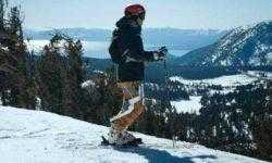 Roam Ski — экзоскелет для начинающих лыжников
