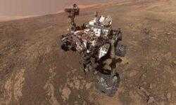 Российский прибор на борту Curiosity оценил содержание воды в марсианском грунте