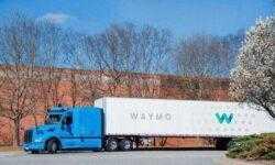 Самоуправляемые длинномеры Waymo начинает перевозить грузы