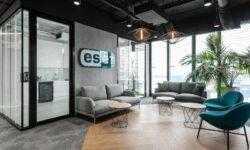 Штаб-квартира: офис Eset в Кракове