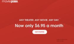 Стартап дня: сервис подписки на безлимитное посещение кинотеатров MoviePass
