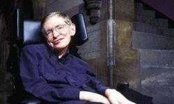 Стивен Хокинг умер на 77 году жизни