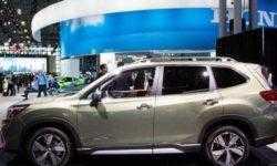 Subaru задействует технологию распознавания лиц для обнаружения усталости водителя