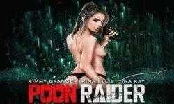 Tomb Raider: Лара Крофт и новая порнопародия
