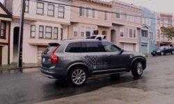 Uber остановила испытания автономных автомобилей из-за смертельной аварии