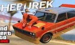 В GTA 5 добавили ВАЗ 2106 под названием Cheburek