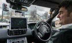 В Jaguar Land Rover разработана передовая система автономной парковки