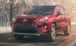 В Нью-Йорке представили Toyota RAV4 нового поколения