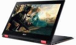 В России поступил в продажу игровой ультрабук-трансформер Acer Nitro 5 Spin