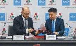 Vivo стала партнёром футбольного клуба «Локомотив»