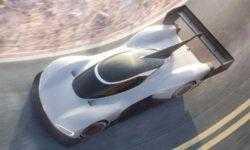 Volkswagen I.D. R Pikes Peak: электромобиль для самой известной в мире горной гонки
