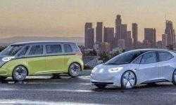 Volkswagen к 2022 году планирует запустить 16 площадок по выпуску электромобилей