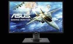Время отклика игрового монитора ASUS MG248QE равно 1 мс