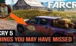 Все секреты Far Cry 5