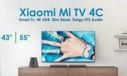 Xiaomi Mi TV 4С 50″: ТВ с поддержкой 4К и HDR за $350