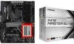 ASRock представила платы X470 Master SLI (ac) и Fatal1ty X470 Gaming K4