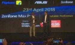 ASUS и Flipkart готовятся к анонсу совместного смартфона Zenfone Max Pro M1