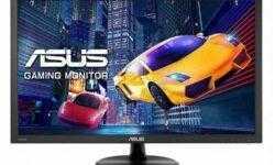 ASUS VP228HE: игровой монитор с временем отклика в 1 мс