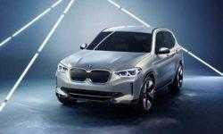 BMW iX3: электрический кроссовер с запасом хода более 400 км