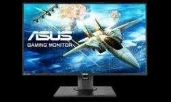 Частота обновления игрового монитора ASUS VG278QE равна 144 Гц