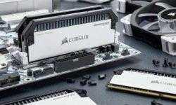 Corsair выпустила наборы памяти Dominator Platinum Special Edition Contrast DDR4