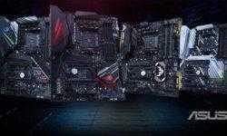Дебют материнских плат ASUS для процессоров AMD Ryzen 2000