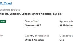 Дуров назвал «фейком» информацию о его британском гражданстве