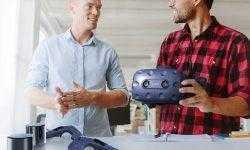 HTC Vive Pro 2.0: комплект виртуальной реальности для бизнес-пользователей